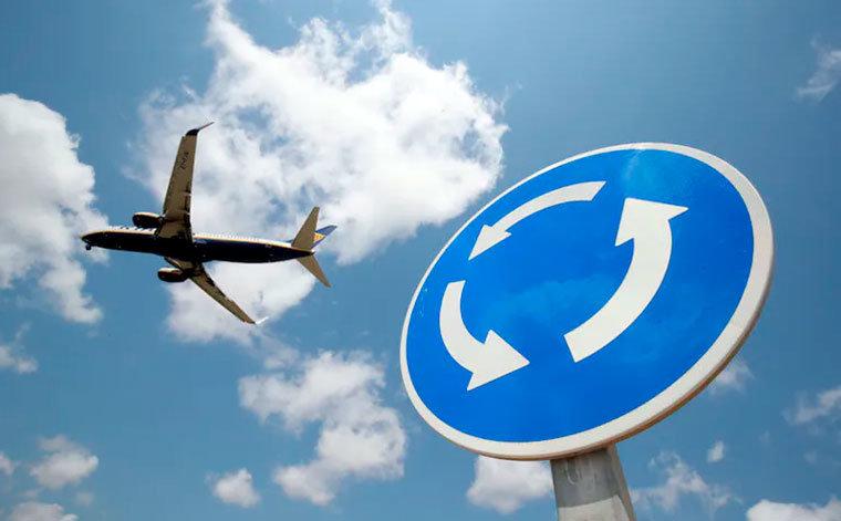 No a la ampliación del aeropuerto del Prat